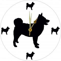 Norweigan Elkhound Style 2