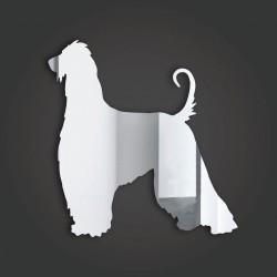 Afghan Hound Style 4