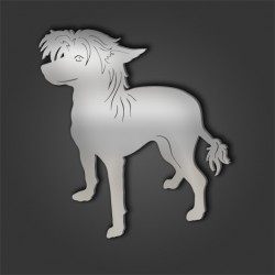 Chinese Crested Style 1