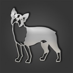Boston Terrier Style 4