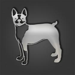 Boston Terrier Style 5