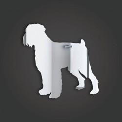 Black Russian Terrier Style 2