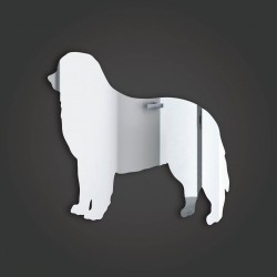 Bernese Mountain Dog Style 1