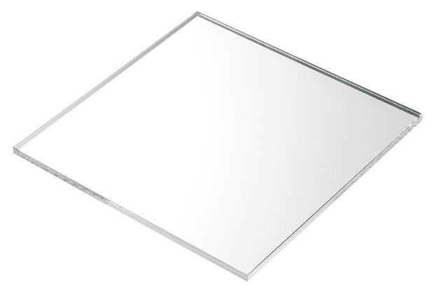 Silver Mirror Back