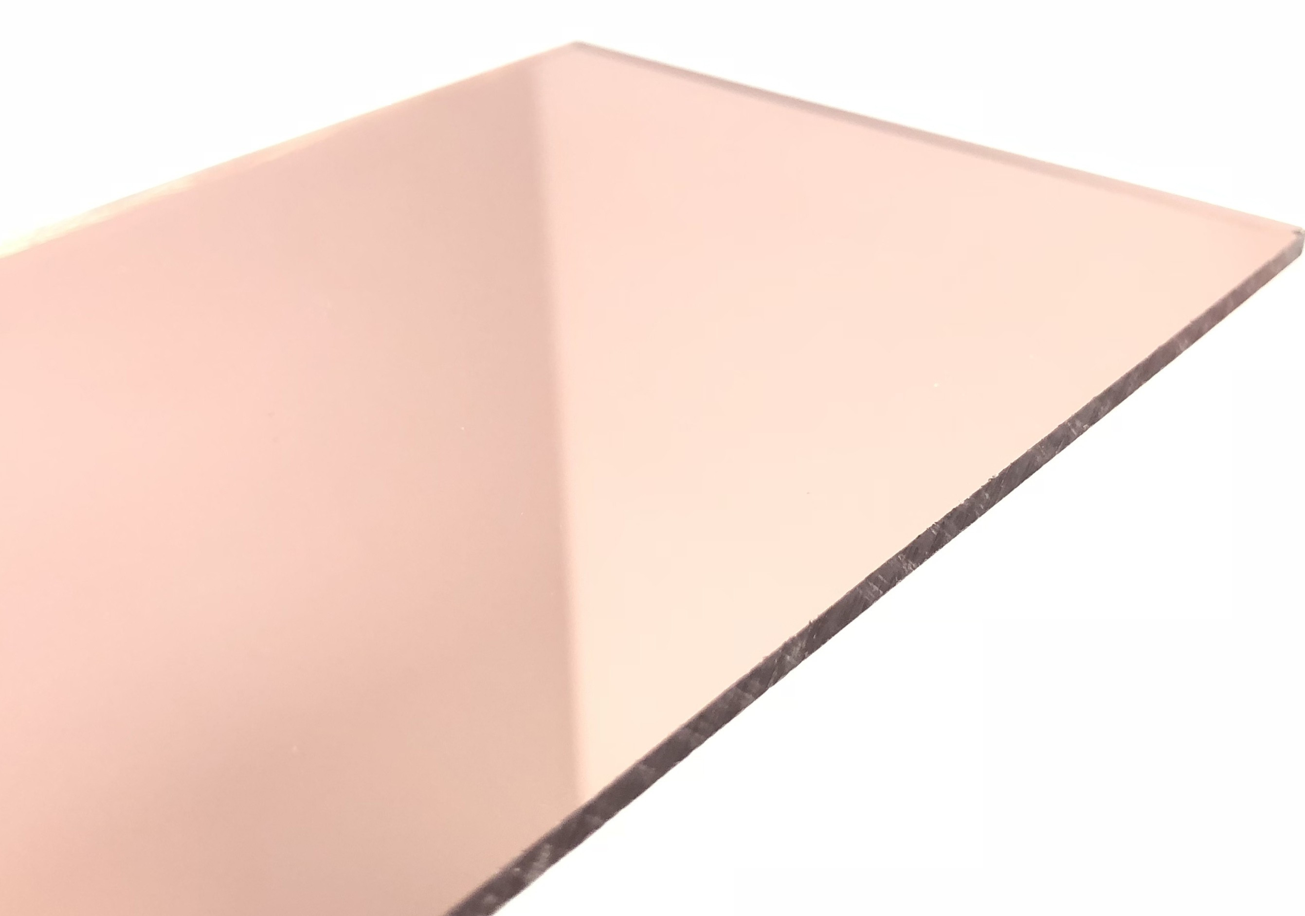Rose Gold Acrylic Mirror
